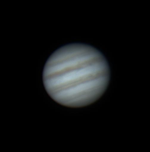 Jupiter approx 10:00 UT