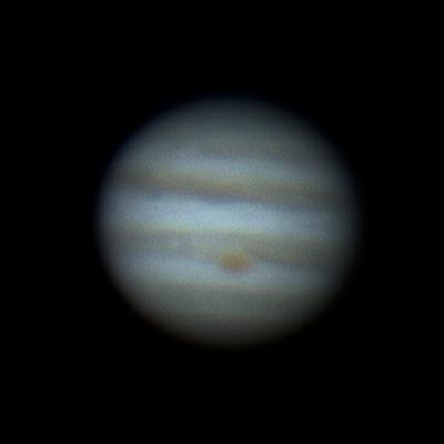 Jupiter 20160121 10:44UT
