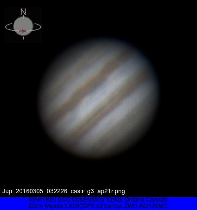 Jupiter 20160304
