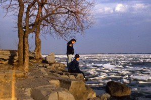 1986 march lake ontario waterfront