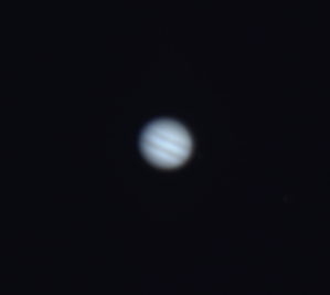 Jupiter processed with Registax6