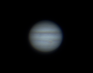 Jupiter with x2 barlow