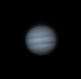 Jupiter f20 FL=2000mm