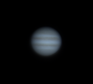Jupiter F25 FL=2500mm