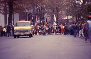 1984 Queen's Homecoming Parade