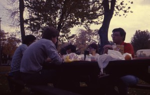 1984 Queen's Homecoming BBQ
